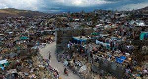 Campamento-Haiti