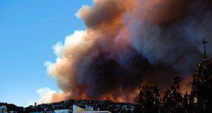 Incendio-Chile