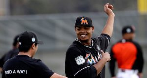 Edinson-Volquez-Marlins