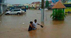 Samana-inundada