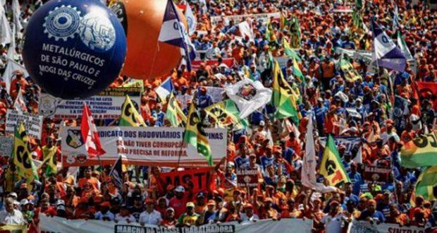 Disturbios-Brasil