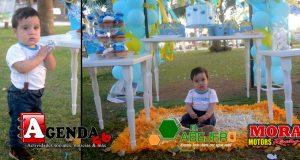 Cumpleaños-Lucas