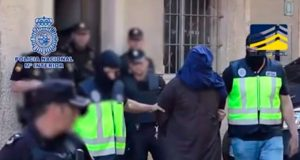 Extremista-detenido