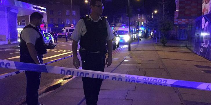 Londres-accidente