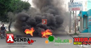 Protesta-Ugamba