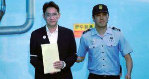 Samsung-lee-prision