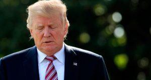 Trump-condolencias