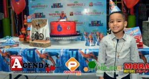 Cumpleaños-Yanuel
