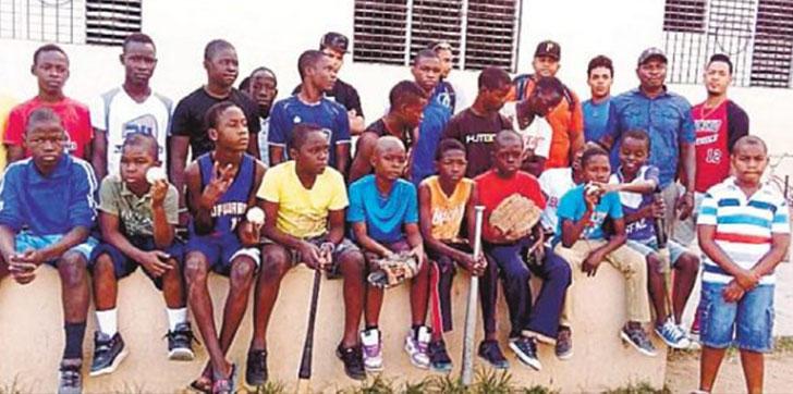 Beisbol-Haiti