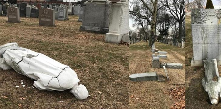 profano-ataca-63-lapidas-y-tumbas