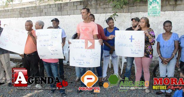 Protesta-EDENORTE