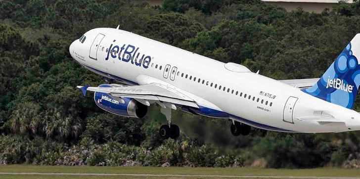 Jetblue abre vuelos sin escalas entre Newark y Punta Cana - AGENDA 56
