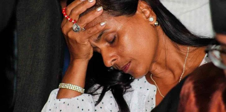 Al escuchar sentencia libero a Marlin madre de Emely sigue confiando en Dios y seguirá luchando